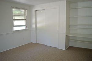 Ample amounts of storage in our Upper Level Apartments