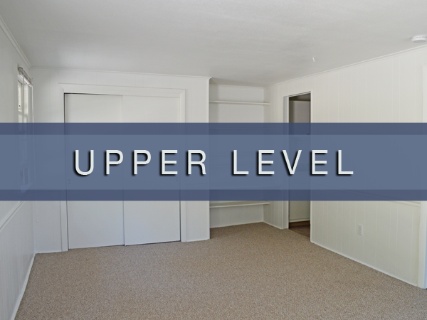 Photos of our upper level units at Orchard Acres Apartments